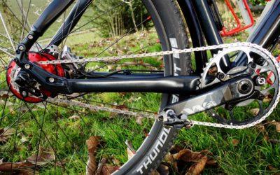 Bike-Bauprojekt