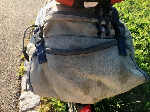 Satteltasche Packliste Hope 1000