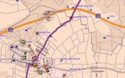 In 4 Schritten zu deiner ersten Open Street Map (OSM) Karte für dein Navi