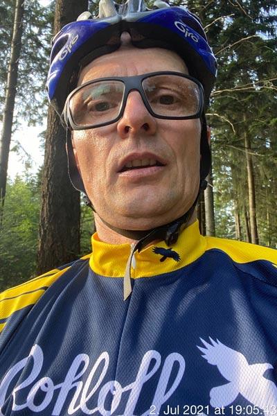 Everesting im Schwarzwald Rote Lache Bernhard Hartenstein