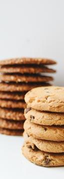 Cookies und Müsliriegel zur verpflegung meinem Everesting