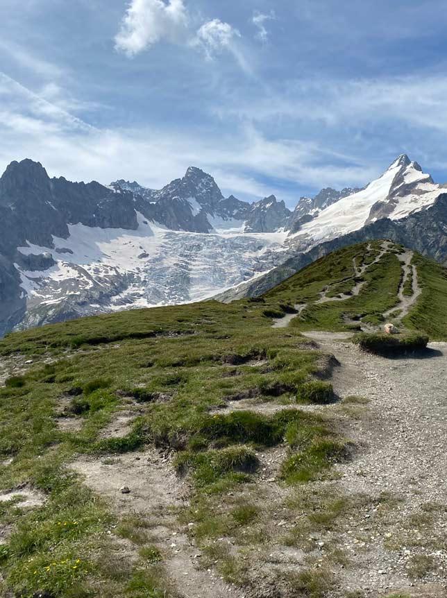 Bikepacking Tour du Mont Blanc