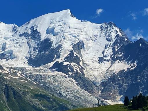 Tour du Mont Blanc – Nonstop Bikepacking
